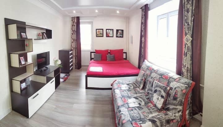 Apartament Pr. Rossiyskoy Armii, 18