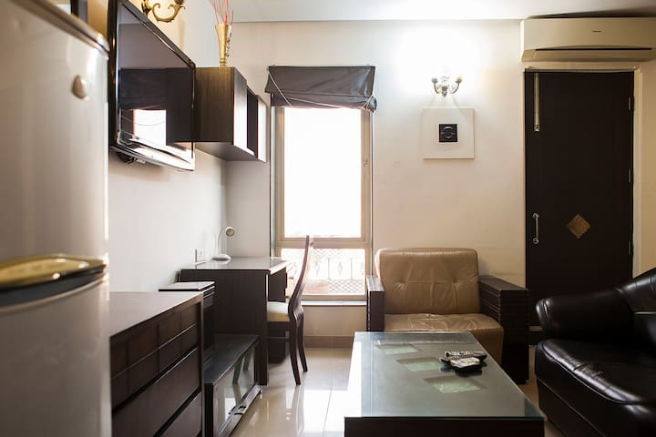 Large Studio apartment in Heart of Delhi - New Delhi - Apartment