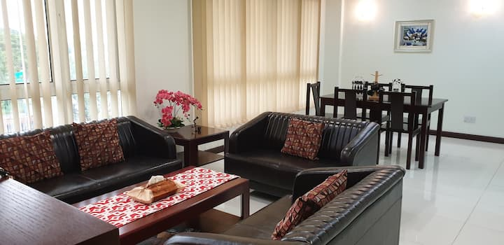 Cozy apartment in the heart of Bandar Seri Begawan
