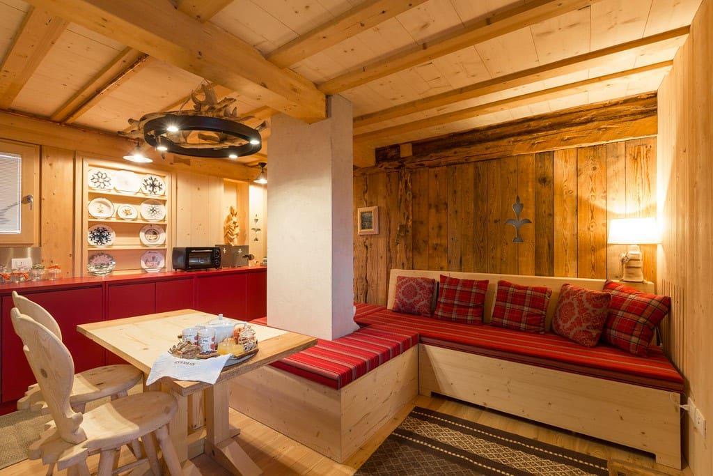Appartamento con vista e con sauna - Appartamenti in affitto a Canale D'Agordo, Belluno, Veneto ...