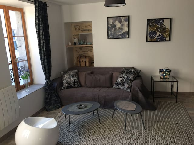 appartement indépendant Landerneau - Landerneau - Apartment