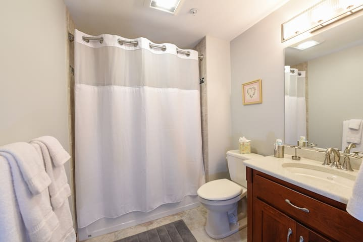 Lower Master Suite
