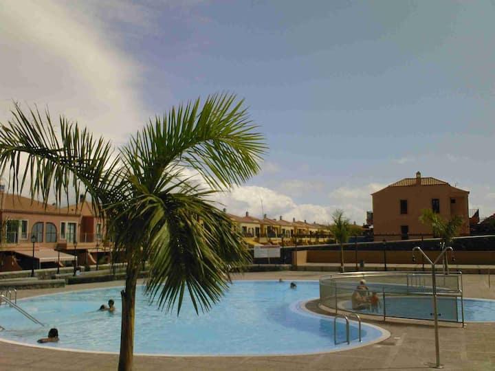 Charming apartment, near to the playa amarilla