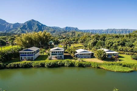 Hanalei Dolphin Cottage #2 TVNC#1022