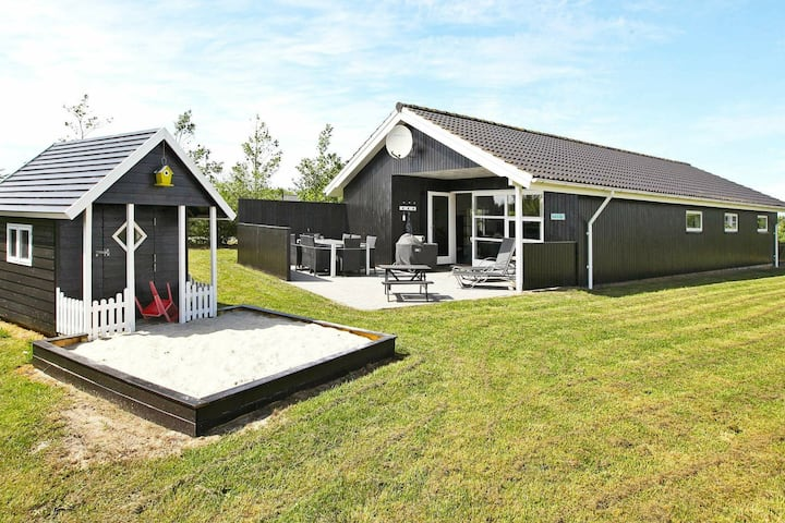 Modern Holiday Home in Tarm With Sauna