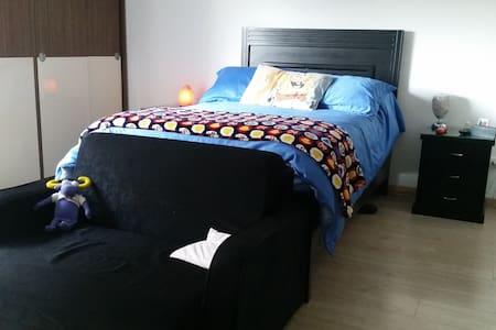 Encantador apartaestudio privado en Bogotá - Bogotá - Loft
