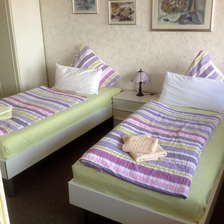 Monteurzimmer für Wohnen auf Zeit, Weserblick