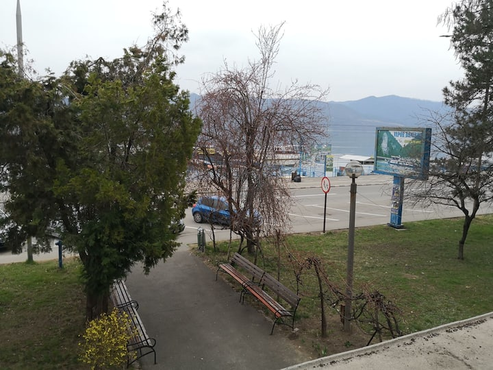Danubius view apartment