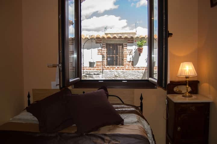 Habitación del Marqués para 2, cerca de Ávila