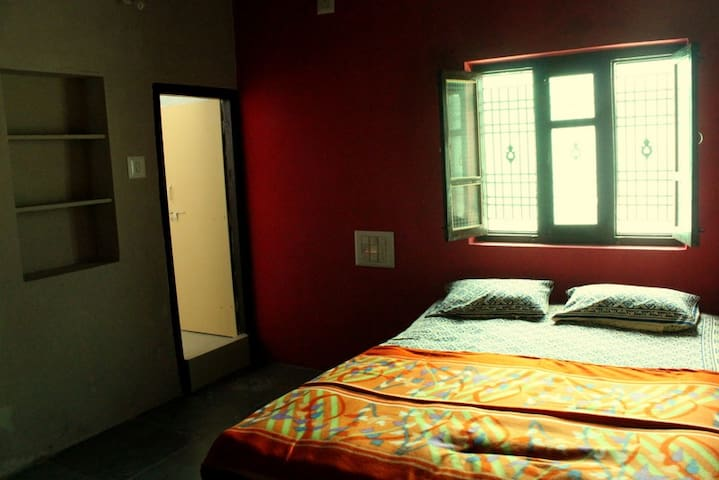 Sathya Dharma Stay Bedroom 4