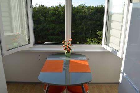 """Квартира  """"Mandarinka"""" с видом на сосны и море - Gelendzhik - Wohnung"""