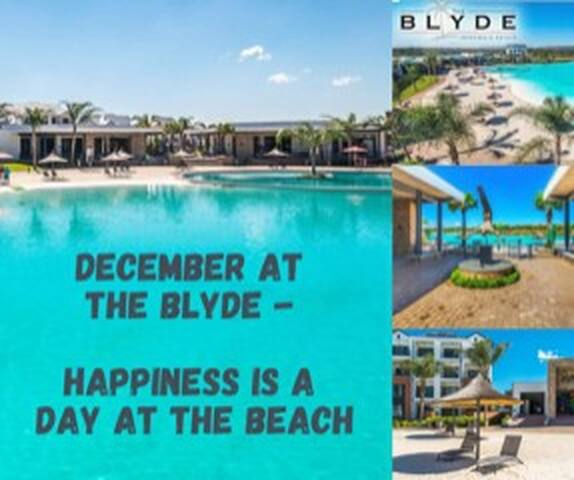 The Blyde-Luxury apartment-Ultimate beach getaway!