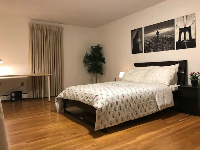 Great Room Close to Cambridge/Boston/Lex Center - Lexington - Casa