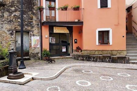 L'ospitalità cilentana lungo la Via Silente - Castelnuovo Cilento