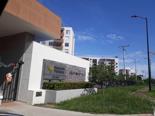 Apartamento conjunto cerrado a 5 Min de Girardot