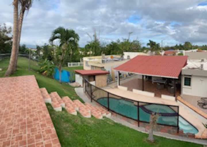 Villa Perla, inside Palmas del Mar, Humacao, P.R