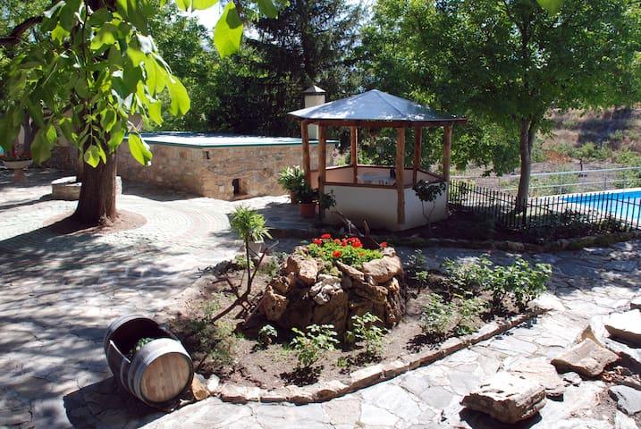 Casas de ensueño en Sierra Nevada 2