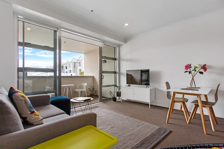 Ponsonby Chic 1 Bedroom Apartment