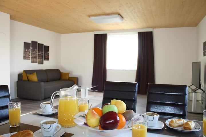 Apartment St. Pölten 95m²