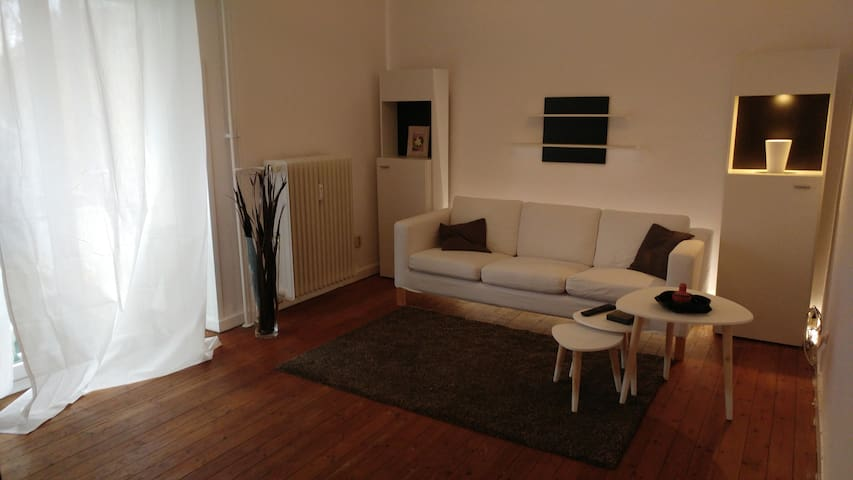 Charming Apartment Central Hamburg & St. Georg - 漢堡 - 公寓