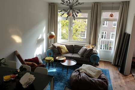 Quiet room in a clean and cosy apartment