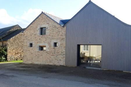 Spacieuse maison avec terrasse