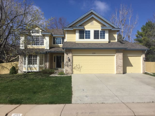 Lovely Family Home in Superior!
