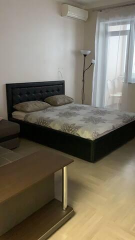 Хорошая уютная квартира