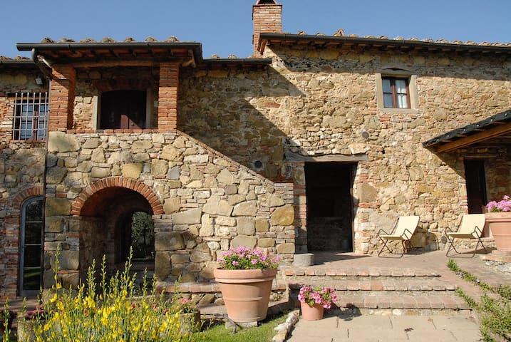 Agriturismo I Moraioli App FRANTOIO - Montebenichi - Leilighet