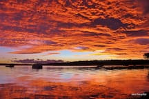 Experience some of the best sunsets on the East Coast of Australia