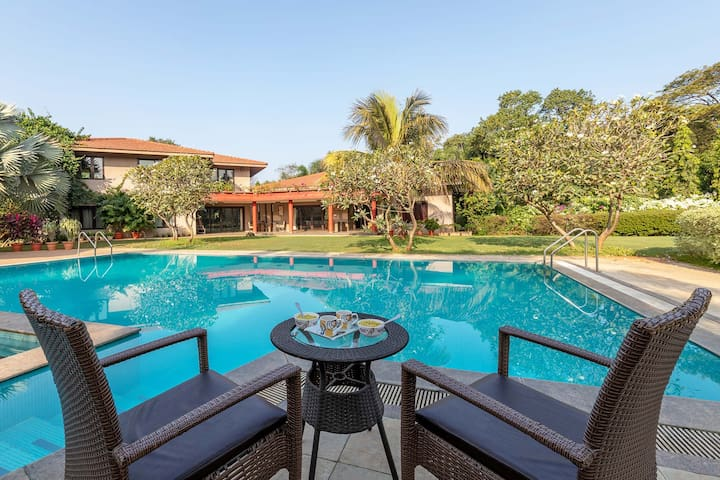 Moksh - 4BHK Luxury Villa with Private Pool