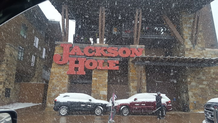 Jackson Hole Ski Chalet