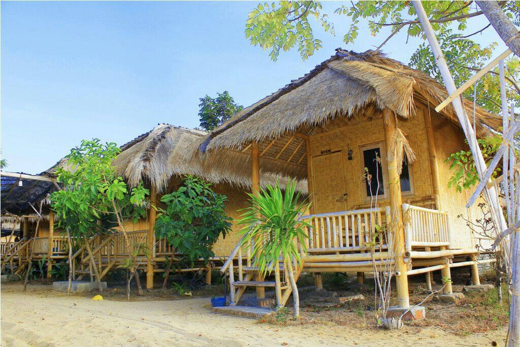 Standart bamboo cottage