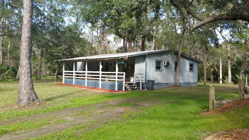 Steinhatchee Fish Lodge- Privacy and Luxury!