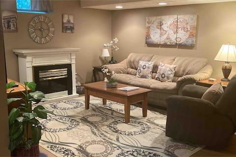 Spacious & convenient, this apartment has it ALL!