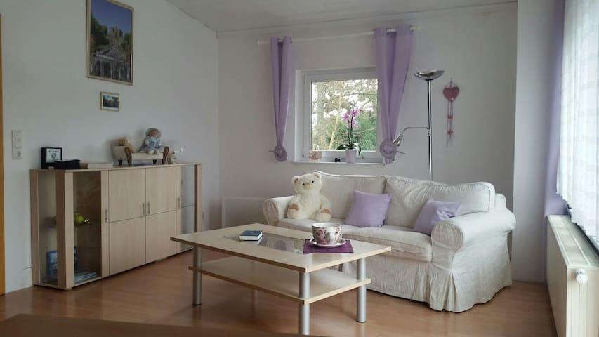 Wohnung in idyllischer Lage - perfekte Anbindung - Kassel - Departamento