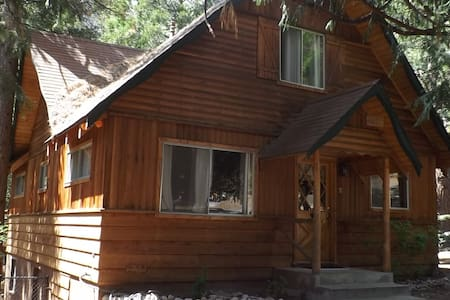 Cabin in the woods, sleeps 8
