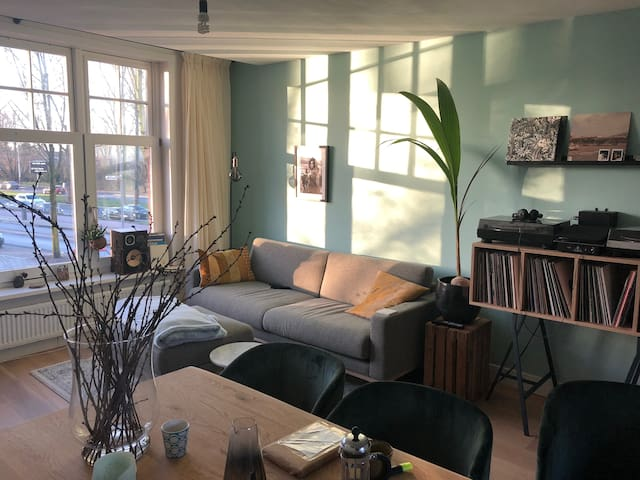 Luxerious apartment close to Westerpark