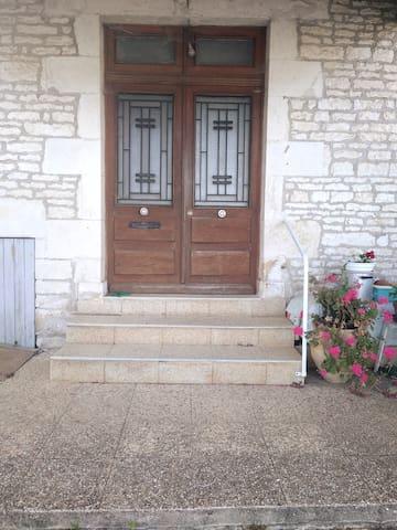 La maison aux Papillons