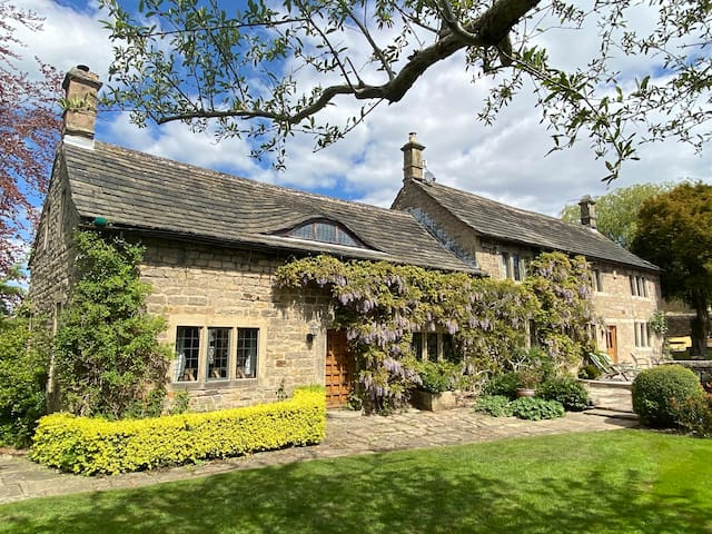 Guest Suite in Stunning Farmhouse, near Chatsworth