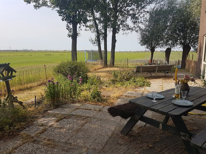 Green Zone Country home 7-10 pers near Amsterdam.