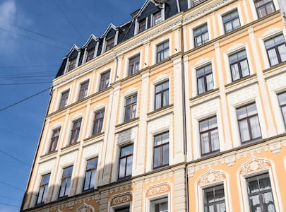 Fresh two-bedroom apart in the very center of Riga - Riga