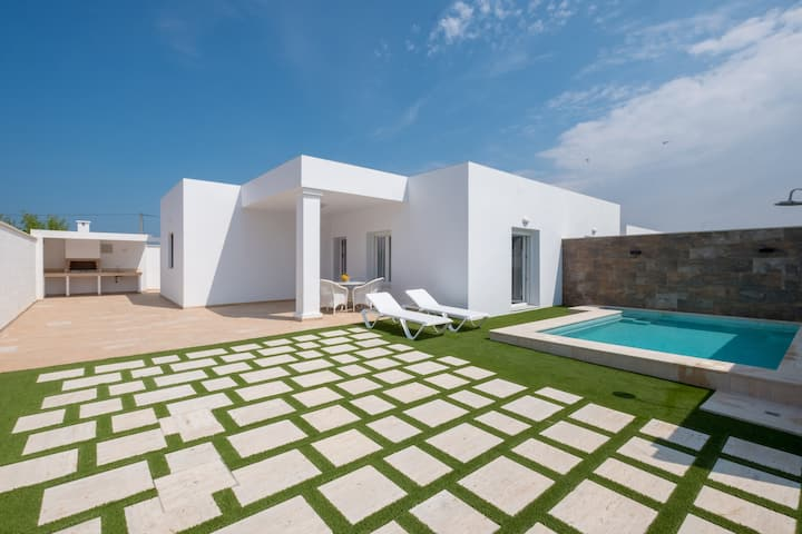 Exklusives Ferienhaus mit privatem Pool – Casa El Palmar 2