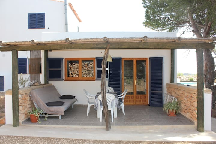 Quiet and special apartment - Formentera - House