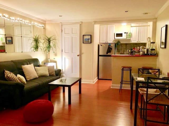 1 bedroom in Manhattan (Central Park/5Av/Times Sq)