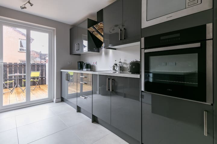 Spacious Luxury Belfast Apartment - Belfast
