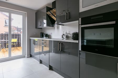 Spacious Luxury Belfast Apartment - 벨파스트(Belfast)