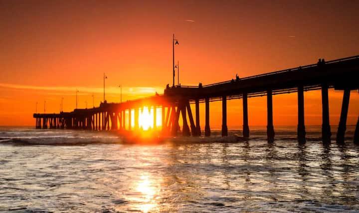 Your home at Marina Del Ray&Venice, Santa Monica!