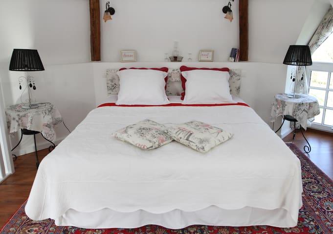 Chambre MAGNOLIA dans un Château - Bouaye