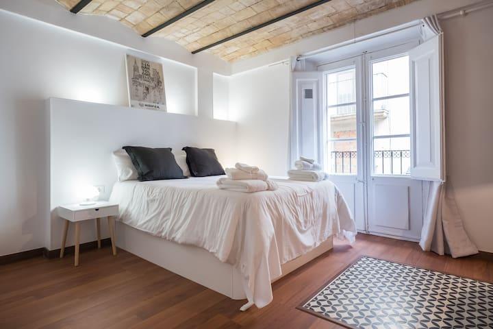 Preciosa suite con increibles vistas